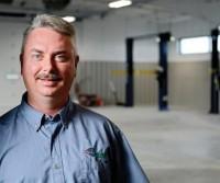 John Stonum of Stonum Automotive (Lewis Geyer / Longmont Times-Call)