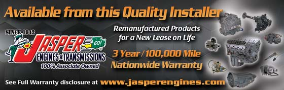 Stonum Automotive and Jasper Engines